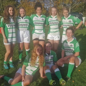 Devonport Services girls impress for Devon against Gloucestershire
