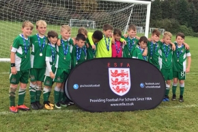 Plymouth Schools' under-11s become South West District Cupchampions