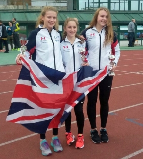 Plymouth College's Mitchell and Denton help GB claim bronze medal at Olympic Hopesevent