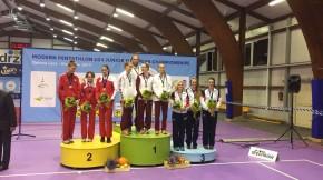 Plymouth pentathlete Bryson impresses at European Under-24Championships