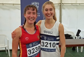 City of Plymouth athletes Weir and Tank impress on both sides of theAtlantic