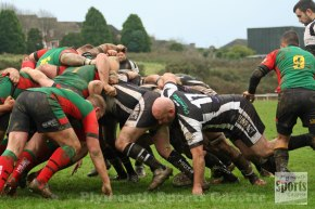 Old Techs to keep New Year's Day tradition going with fixture against Tamar Saracens