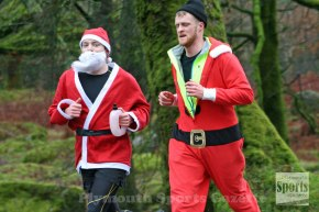 GALLERY: Pictures from the Boxing Day Jingle Bell Jog at Burrator
