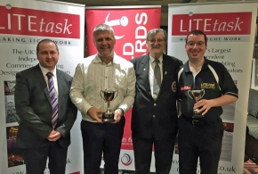 Saltash's Barry Russell claims his first World Billiards trophy in last ranking event of the year