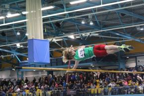 ATHLETICS: City of Plymouth's Jones reaches new heights at Cardiff's Christmas GrandPrix