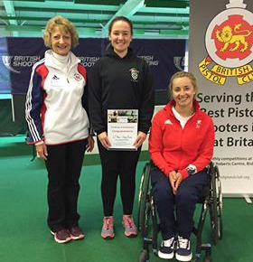 Plymouth College pupil Pascoe impresses at British Schools' ShootingChampionships