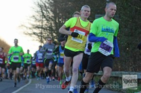 Morrish holds off Monaghan to take victory in 2018 January Jaunt10k