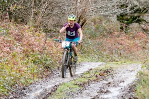 Long and Horton claim titles at the Stinger off-road duathlon at NewnhamPark