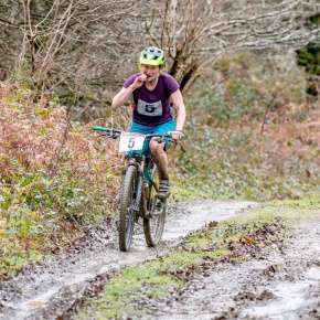 Long and Horton claim titles at the Stinger off-road duathlon at Newnham Park