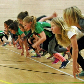 City of Plymouth AC earn praise from England Athletics chief followingvisit