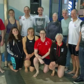Caradon and Devonport Royal impressing at masters swimming