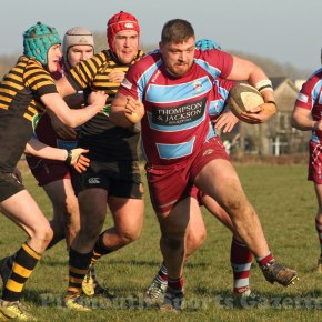 RUGBY REPORTS: Joy for Ivybridge, Techs, Sarries and Plym Vic, but agony for OPMs