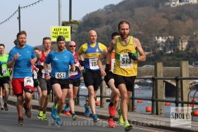 GALLERY: Pictures from the Looe 10 Miler race