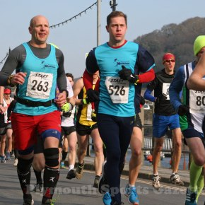 Thorogood enjoys home success in Looe 10 Miler, while Ezra claims second in Hameldown Hammer