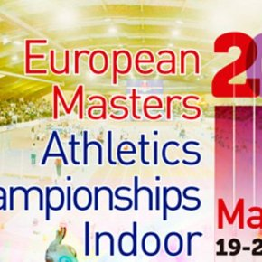 Plymouth athlete Edwards reached European Masters Indoor Champsfinal