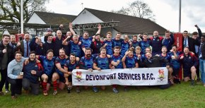 Services look forward to hosting Devon Cup champions Ivybridge at the Rectory