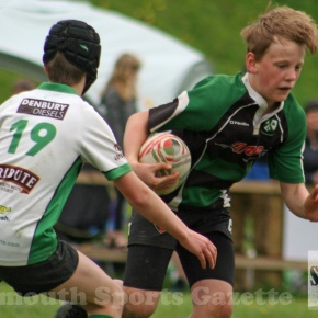 Tamar Saracens hold successful under-12 festival at their Parkway ground