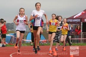 GALLERY: Athletes impress at first Devon Open Series event held atBrickfields