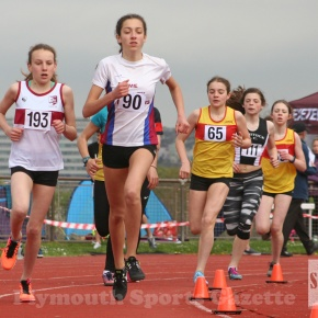 GALLERY: Athletes impress at first Devon Open Series event held at Brickfields