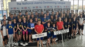 Plymouth Leander look to defend their National Arena Swimming League Cuptitle