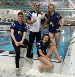 Plymouth Leander's Commonwealth Games swimmers return in time for Arena League NationalFinals