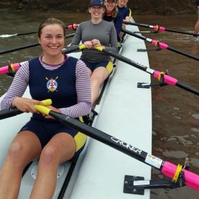 Mayflower Offshore Rowing Club enjoy successful Breakwater BashRegatta