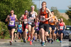 GALLERY: Rimmer and Hirons among the prize winners at Saltash Half Marathon