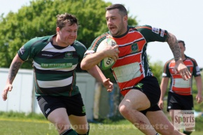 GALLERY: Pictures from Plymouth Argaum's President's XV v Chairman's XVmatch