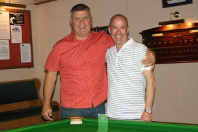 Plymouth Billiard League trio claim encouraging results at world-ranking events in Ireland
