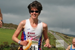 Erme Valley Harriers duo finish first and second at CornishMarathon