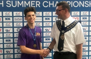 Williams continues his hot form at British Summer Championships