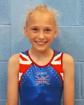 City of Plymouth Gymnastics Club duo selected to represent Great Britain inPortugal