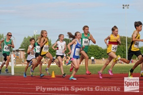 GALLERY: Region's athletes impress at South West Inter-Counties Champs at Exeter