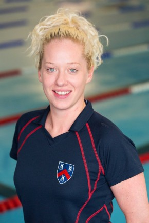 Collings-Barnes is appointed as Mount Kelly's new director ofswimming