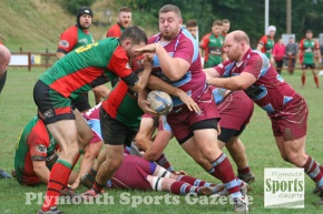 Devon One rivals Tamar Saracens and OPMs both happy with pre-season run-out