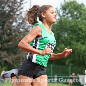 Region's athletes among the medals at South West Schools'Championships