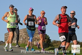 GALLERY: Pictures from the first day of the Plym Trail Summer MarathonWeekend