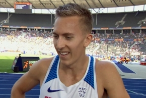 Plymouth hurdler King determined to make Tokyo Olympics despite funding blow