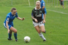 Plymouth Argyle Ladies win again but are unhappy with late defensivelapses