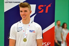 Plymouth College fencer Andrews claims British under-20 title in Nottingham