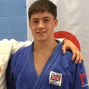 Plymstock School judo star Gregory selected for GB Futures Camp in Tokyo