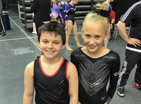 Young City of Plymouth trampolining duo impress at British Championships inBirmingham