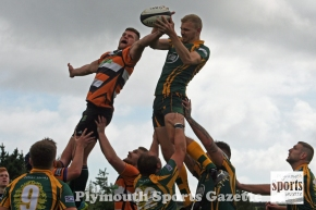RUGBY REPORTS: Ivybridge and Oaks make it three wins in a row, while Services enjoy awaysuccess