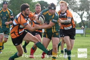 RUGBY PREVIEWS: Big games for Ivybridge and Services, while Oaks look for record 10th win