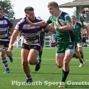 RUGBY REPORTS: Unbeaten Ivybridge turn on the style second half to see offExmouth