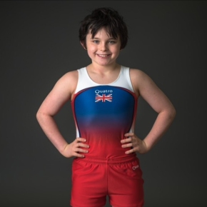 Trampoline star Piper hopes to impress for Great Britain at the Scalabis Cup in Portugal