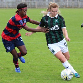Argyle Ladies look to get their season up and running at Gillingham