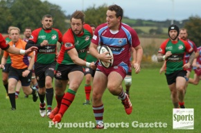 RUGBY REPORTS: Wins for Ivybridge, Services, Oaks, Argaum, OPMs and PlymVic