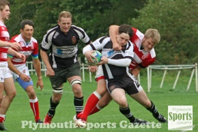 RUGBY REPORTS: Old Techs and Saltash dig deep in tough conditions to claim cupwins