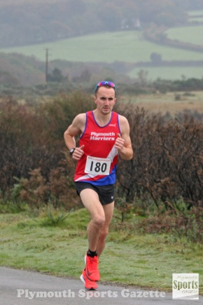 Fletcher and Pillage claim half marathon titles at Plym Trail AutumnWeekend